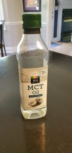 Whole Foods 365 MCT Oil