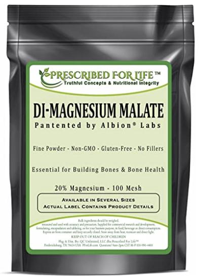 Magnesium - DiMagnesium Malate
